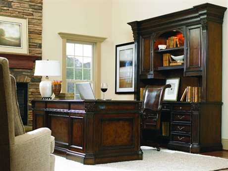 Hooker Furniture European Renaissance II Home Office Set HOO37410562SET