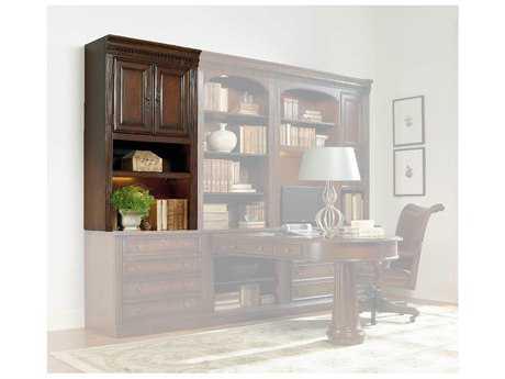 Hooker Furniture European Renaissance II Dark Rich Brown Door Hutch HOO37410419