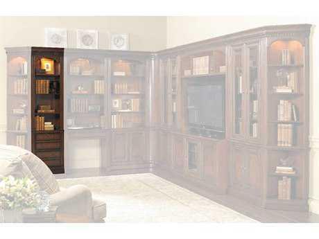 Hooker Furniture European Renaissance II Dark Rich Brown Bookcase HOO37410444