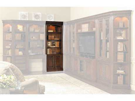Hooker Furniture European Renaissance Ii Dark, Rich Brown Finish With Some Physical Distressing Bookcase HOO37410446