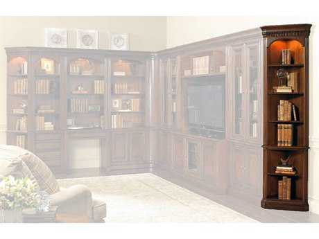 Hooker Furniture European Renaissance Ii Dark, Rich Brown Finish With Some Physical Distressing Bookcase HOO37410450