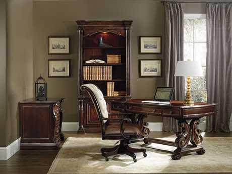Hooker Furniture Grand Palais Home Office Set HOO527210459SET