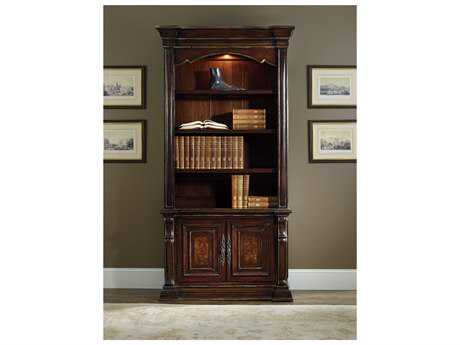Hooker Furniture Grand Palais Dark Wood Single Bookcase HOO527210445