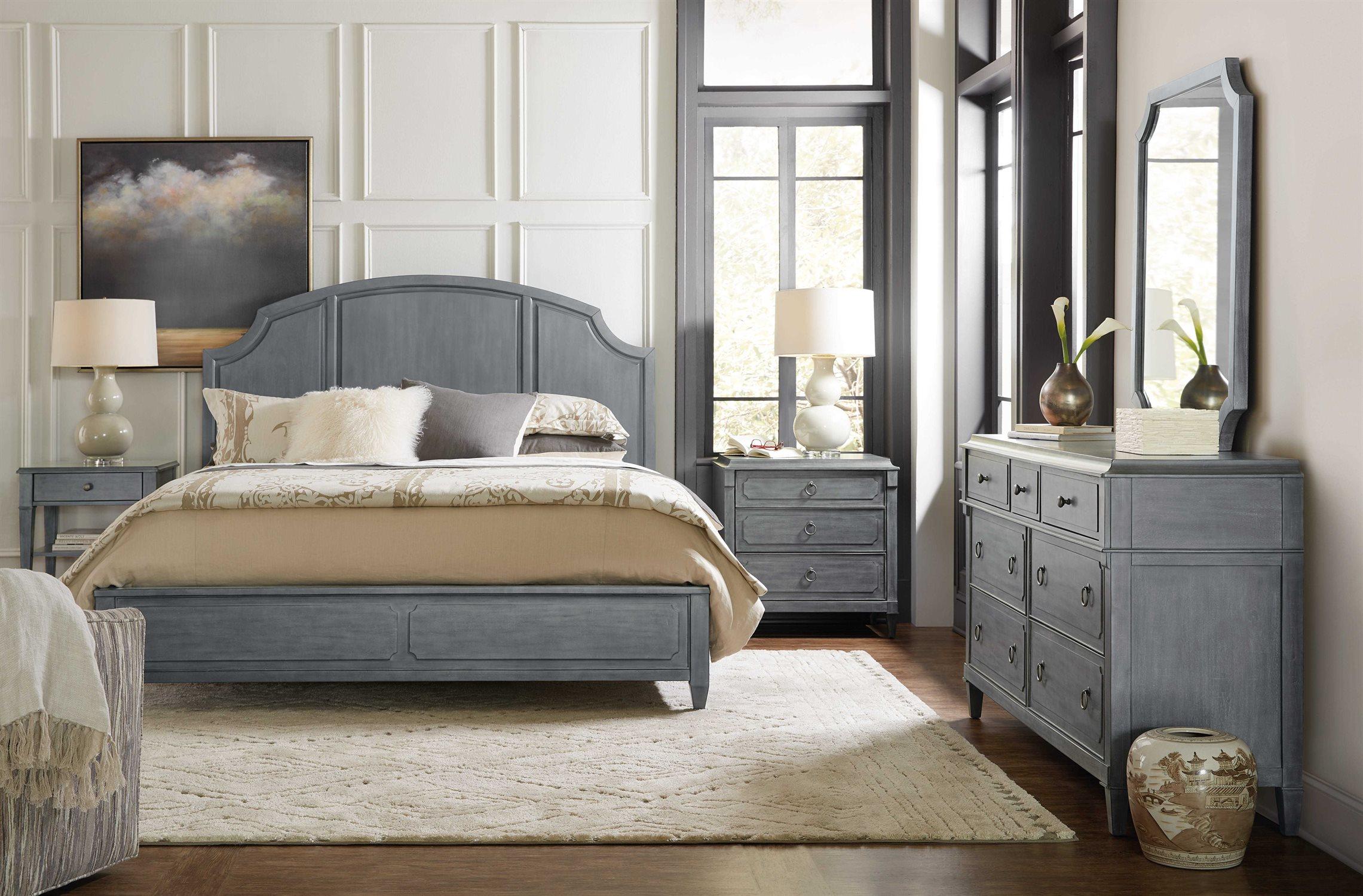 Hooker Furniture Hamilton Bedroom Set