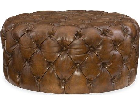 Hooker Furniture Hazel Bedford Goldington Ottoman HOOCO391085