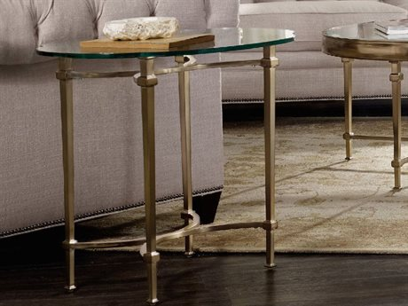 Hooker Furniture Highland Park 29''L x 24''W Oval End Table HOO544380113