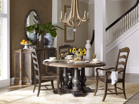 Hooker Furniture Hill Country Dining Room Set