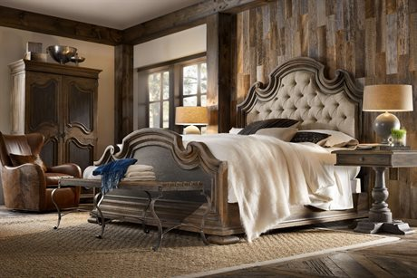 Hooker Furniture Hill Country Bedroom Set