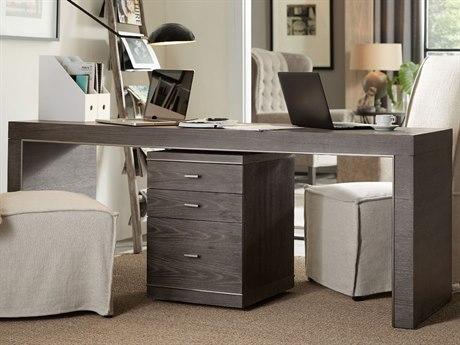 Hooker Furniture House Blend Gray Computer Desk HOO162310468GRY