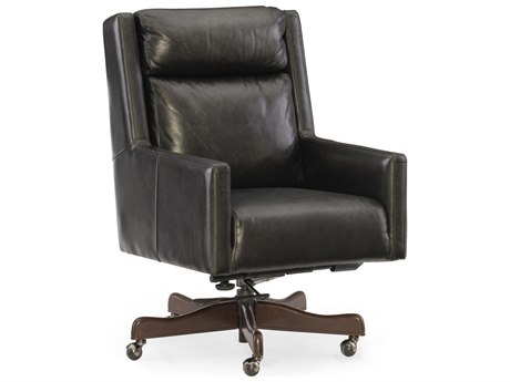 Hooker Furniture Ivy Poetic License with Natchez Brown Executive Chair HOOEC491097