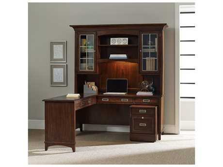Hooker Furniture Latitude Left / Right Return Home Office Set HOO516710478SET