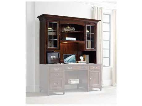 Hooker Furniture Latitude Dark Wood Credenza Desk Hutch HOO516710467