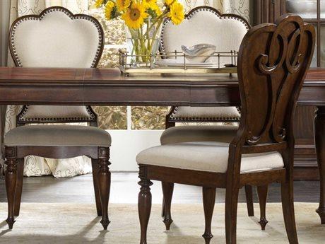 Hooker Furniture Leesburg Mahogany Dining Side Chair HOO538175410