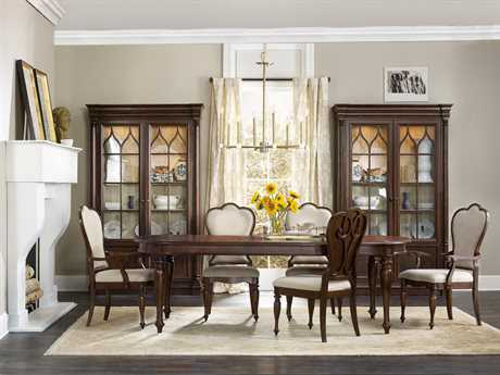 Hooker Furniture Leesburg Dining Room Set HOO538175200SET