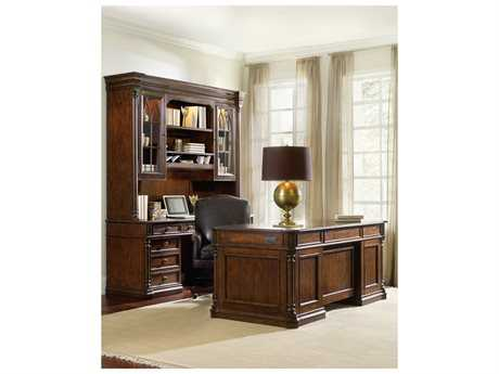 Hooker Furniture Leesburg Home Office Set HOO538110562SET