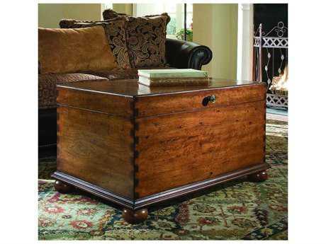 Hooker Furniture \ Medium Cherry 36''L x 24''W Rectangular Lift Lid Cocktail Table