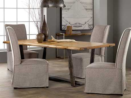 Hooker Furniture Live Edge Dining Room Set