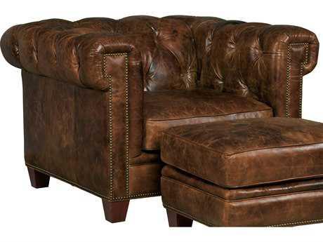 Hooker Furniture Malawi Tonga Stationary Club Chair HOOSS19501087