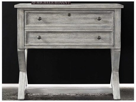 Hooker Furniture Melange Gray File Cabinet