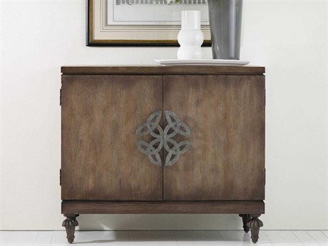Hooker Furniture Melange Dark Wood 42''W x 18''D Savion Accent Chest HOO63885044