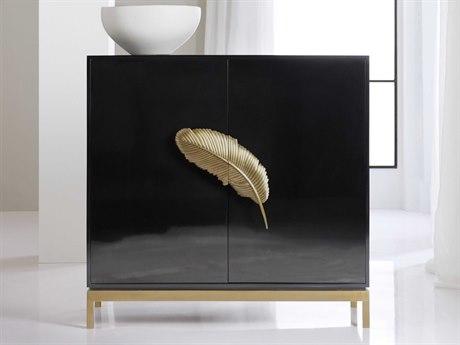 Hooker Furniture Melange Black Bar Cabinet HOO6388548099