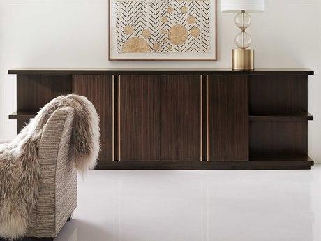 Hooker Furniture Melange Dark Wood Buffet