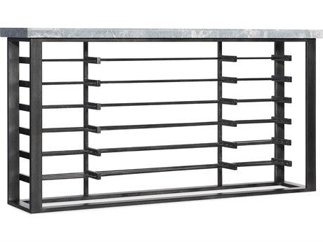 Hooker Furniture Melange Blacks 66'' Wide Rectangular Console Table