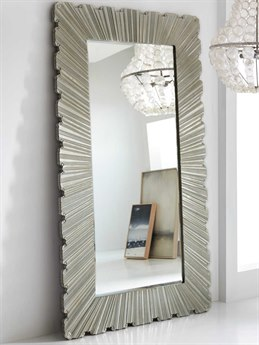 Hooker Furniture Melange Silvers Floor Mirror