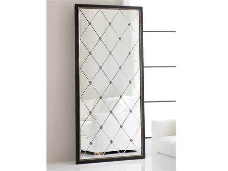 Hooker Furniture Melange Black Floor Mirror