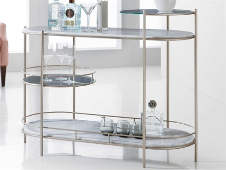Hooker Furniture Melange Silver Home Bar HOO6385044502