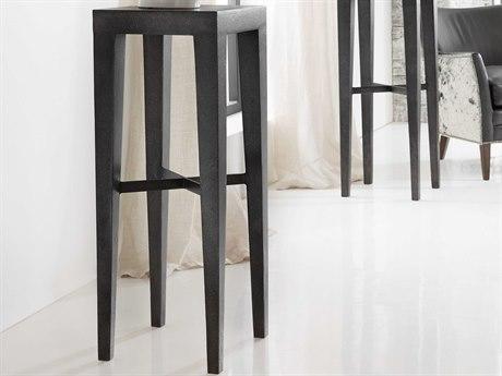 Hooker Furniture Melange Dark Wood 14'' Wide Square Pedestal Table
