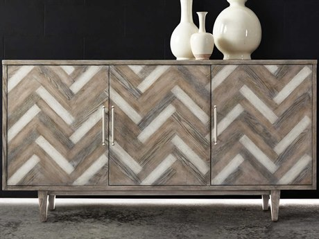 Hooker Furniture Melange Medium Wood TV Stand HOO63885389MWD