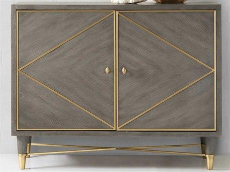 Hooker Furniture Melange Gray TV Stand HOO63885392GRY