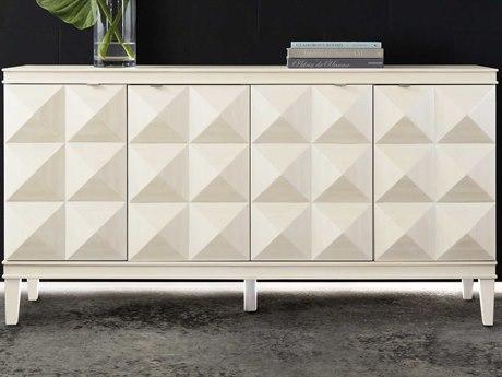 Hooker Furniture Melange Light Wood TV Stand HOO63885396LTWD