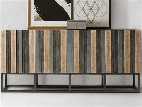 Hooker Furniture Melange Light Wood TV Stand HOO63885399LTWD