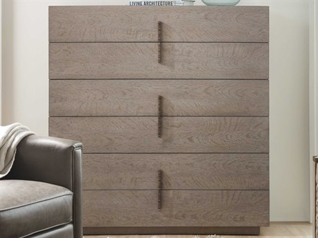 Hooker Furniture Miramar - Carmel Gray Six-Drawers Chest