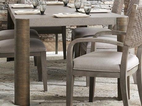 Hooker Furniture Miramar - Carmel Gray 82'' Wide Rectangular Dining Table