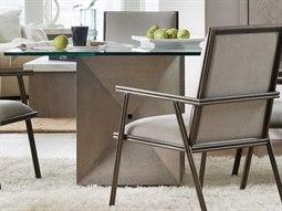 Miramar - Carmel Gray 48'' Wide Square Dining Table