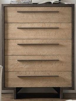 Hooker Furniture Miramar - Point Reyes Dark Wood Five-Drawers Chest
