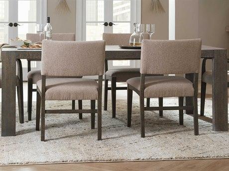 Hooker Furniture Miramar - Point Reyes Dark Wood 82'' Wide Rectangular Dining Table