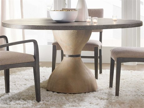 Hooker Furniture Miramar - Point Reyes Dark Wood 60'' Wide Round Dining Table