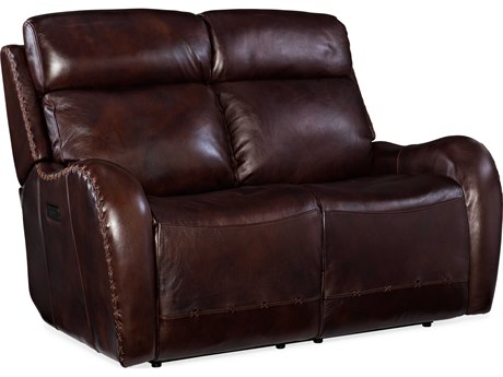 Hooker Furniture Ms Legendary Espresso Loveseat Sofa