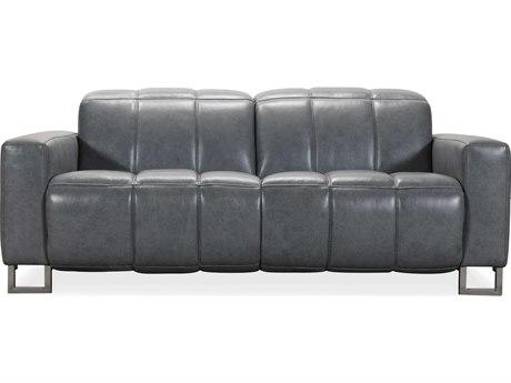 Hooker Furniture Giancarlo Kings Blue Grey Loveseat Sofa
