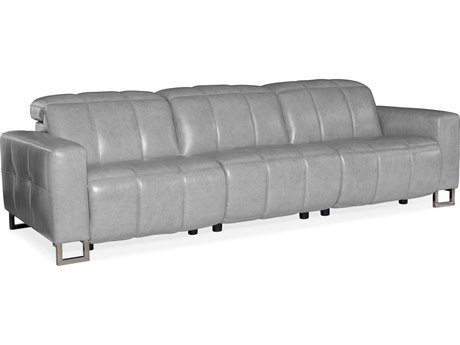 Hooker Furniture Ms Chrome Sofa Couch