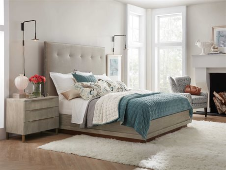 Hooker Furniture Pacifica Bedroom Set HOO607590866LTWDSET