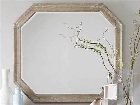 Hooker Furniture Pacifica Light Wood Dresser Mirror