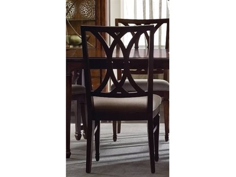 Hooker Furniture Palisade Dark Wood Side Dining Chair HOO518375310