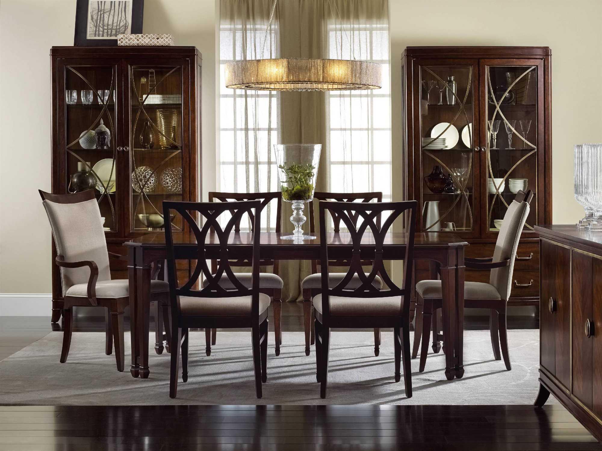 Hooker Furniture Palisade Dining Room Set