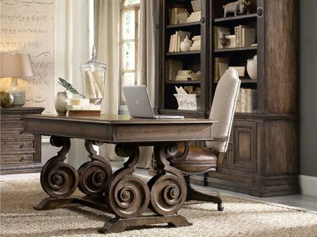 Hooker Furniture Rhapsody Home Office Set HOO507010459SET