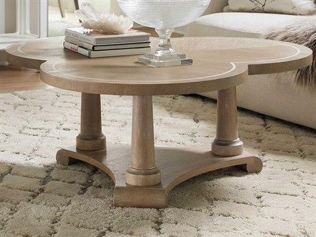 Hooker Furniture Modern Romance Medium Wood 48'' Wide Coffee Table